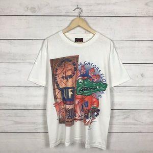 Vintage 1990s UF Florida Gators T-Shirt